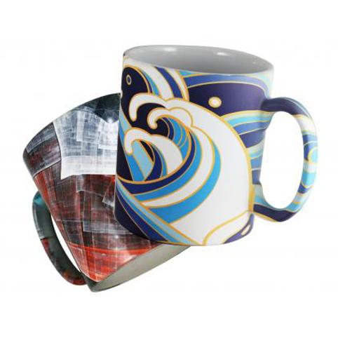 Mug Quadrichromie En Mug Céramique 100Personnalisable DYHE9I2W
