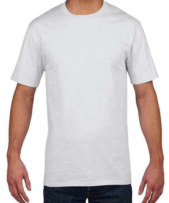 Shirt 185g Personnalisable Blanc T 100Coton KFTl1Jc3
