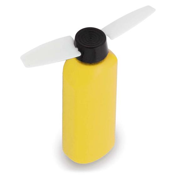 Ventilateur de poche avec ailes pliables. 1ER PRIX. Objets